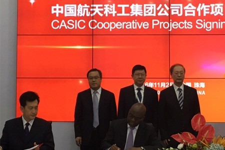 Mixta Africa Executes MoU with Chinese Construction Firm