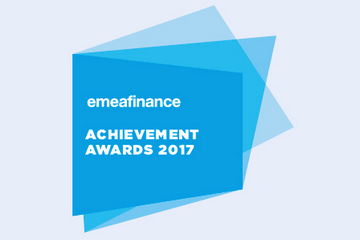 EMEA Finance's Achievement awards 2017
