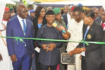 Osinbajo Commends Private Sector-led Economic Expansion in Edo State