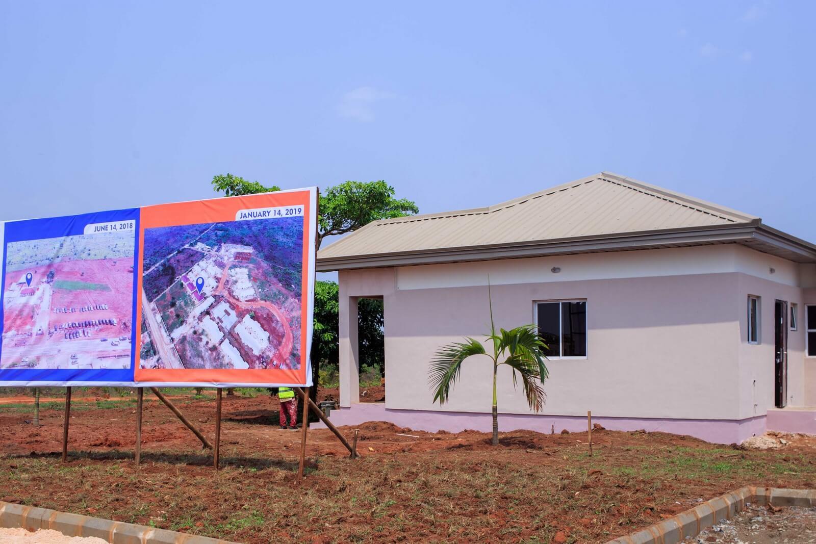 Update on Emotan Gardens Development -Press Release